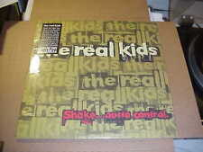 LP:  THE REAL KIDS - Shake.....Outta Control  SEALED NEW 180 gr