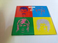 """QUEEN """"HOT SPACE'"""" CD 11 TRACKS COMO NUEVO CARDBOARD JAPAN EDITION"""