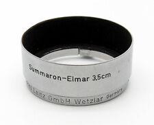 Leica Leitz Summaron, Elmar 3.5cm Lens Hood - FOOKH 12505
