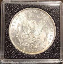 24 Silver Dollar 2x2 Coin Holder Quadrum INTERCEPT Storage Snap Capsule 38mm