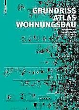 Grundrissatlas Wohnungsbau (2017, Taschenbuch)
