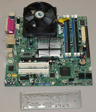 Patterson Dental Intel D945GTP Motherboard Combo Pentium D 3.2GHz 4GB IO Shield