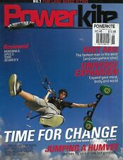 Power Kite Magazine Land Based Kiting Jumping a Humvee Gear Review Ramp Building