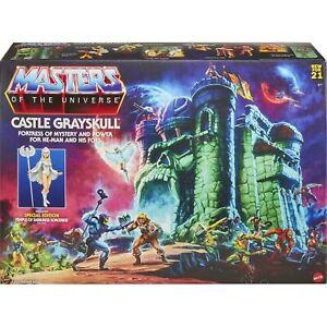 MASTERS OF THE UNIVERSE MOTU Origins Castle Grayskull Playset 2021 🔥BRAND NEW🔥