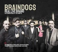 Braindogs - Real Live Brains - Celebration Of Tom Waits (NEW CD)