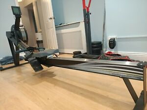 Concept2 Model D Indoor Rower with PM5, Black