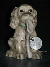 "+ * a015930_01 Goebel Archiv Muster Staehle Cocker Spaniel ""Look what I found"" tmk3"