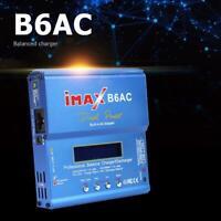 iMAX B6AC 80W Netzteil Ladegerät Lipo Balance Charger NiMh LiFe Batterie EU