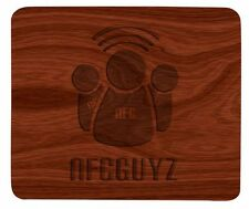 10 Wood Style NFC Tags - Use with Galaxy S5 LG G3 & ALL Others