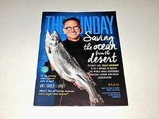 The Sunday Magazine April '16 Issue Rick Moonen of Top Chef Masters NEW