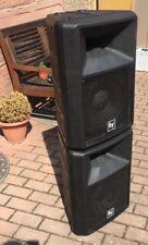 EV SX 100+, 2 Stück Electro Voice Lautsprecher Monitor Box