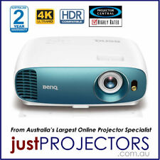 BenQ TK800 4K UHD Home Projector from Just Projectors. 2 Year Aussie Warranty