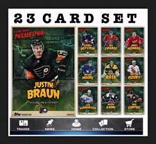 23 CARD HALLOWEEN VARIANT BASE COLOR SET-TOPPS SKATE 20 DIGITAL