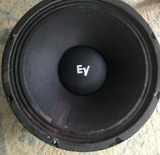 "Electro Voice EV EVM12L 12"" Guitar Speaker Woofer Driver 8 Ohm REPAIRED"