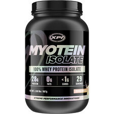 Myotein Isolate Protein Powder 2LBS (French Vanilla) - Best Whey Protein Isolate