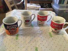 Olympic 2002 Campbell Soup mug set