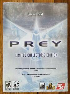 Prey: Limited Collector's Edition (PC, 2006)