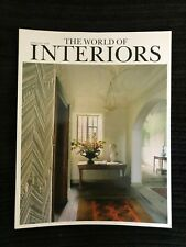 World of Interiors Magazine March 2017