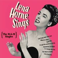 Lena Horne - The MGM Singles - CD - [New and Sealed]