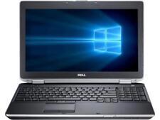 "DELL E6530 15.6"" Laptop Intel Core i5 3rd Gen 3210M (2.50 GHz) 500 GB HDD 4 GB M"