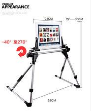 Rotating Desktop/Bed Tablet Mount Holder Stand For Samsung iPhone iPad tablets