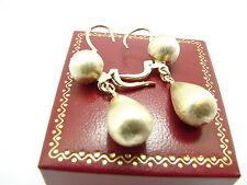 Damen Gold Ohrringe 750 Gold 18 Karat Damen Gold Ohrhänger Ohrschmuck
