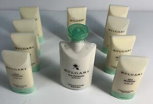 Eau Parfumee au the Vert by Bvlgari Body Lotion 11.5 Oz (2.5oz + 9 1 Oz) New!