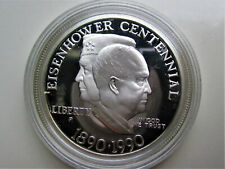 USA, 1 dollar, 1990 proof Eisenhower