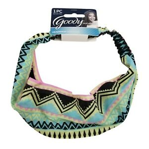 Goody Scuncii Ouchless Headband Headwrap Hair Styling Athletic - Choose Styles