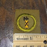 15975/ Vintage Boy Scouts of America Merit Badge ~ CIVICS