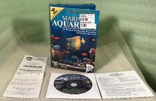 Vintage 2005 Encore Marine Aquarium Screensaver for PC/MAC v2.6