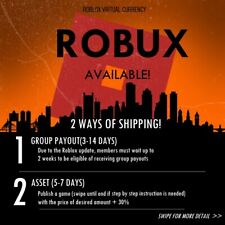1000 R$ ROBUX  Roblox   RS   Cheap   Will never ask for password