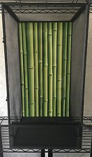 Zoo Med ReptiBreeze BACKGROUND INSERT, Medium 16 x 16 x 30-Inches BAMBOO USA NEW