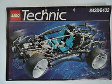 Lego Technic 8428 / 8432 Turbo Command  kpl. + Anleitung