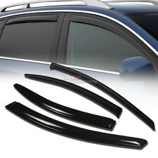 FOR 98-04 CONCORDE/300M SMOKE TINT WINDOW VISOR SHADE/VENT WIND/RAIN DEFLECTOR