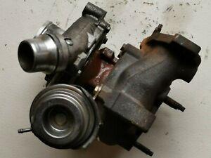 Renault Turbo charger GTA1749V 8200347344