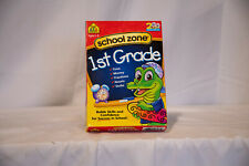 Misb School Zone 1st Grade Video Game - 2Cd Deluxe Edition
