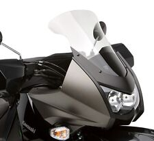 "2008-2018 KAWASAKI KLR650 TALL TOURING WINDSHIELD WINDSCREEN + 4"" - K46001-336"