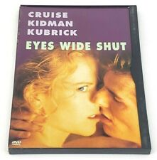 New listing Eyes Wide Shut (Dvd, 2000) In Original Snapcase Tested and Works Free Shipping!