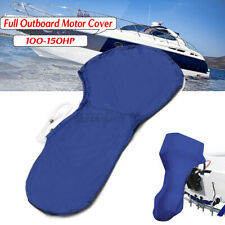 100 -150HP 420D Full Outboard Engine Boat Motor Cover For Motor Speed/Rib Boat