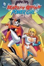 Power Girl & Harley Quinn von Stephane Roux und Amanda Conner (2016,...