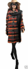 Wool Blend Tartan Coats & Jackets for Women