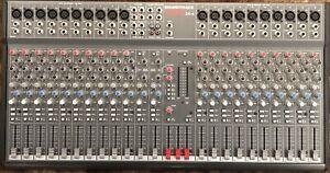 Soundtracs Topaz 24-4 Studio Mischpult 24 Spuren