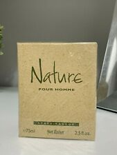 NATURE YVES ROCHER After shave for men new in box SEALED 75ml spray