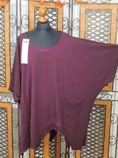 Barbara Speer weites Oversize Shirt in lila old look NEU!!!große Größen