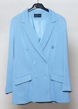 Alexon 100% polyester ladies blue jacket size 14