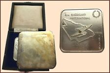 1962 - 4th Queensland International Commemorative or Prize Medallion