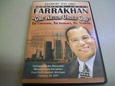 Saviours' Day 2007 One Nation Under God ( Min Farrakhan-Nation of Islam)