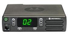 Motorola MOTOTRBO DM1400 VHF 25 Watt DMR Digital Mobile Two Way Radio X 1
