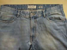 Mens Matalan Slim Leg Blue Jeans W 35'' Leg 32''